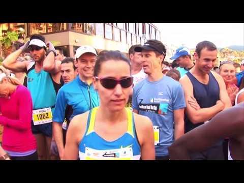 Great Ocean Road International Marathon 2013
