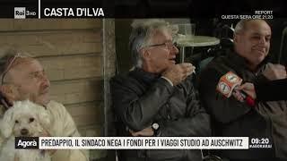 Predappio, il sindaco nega i fondi per i viaggi studio ad Auschwitz - Agorà 11/11/2019