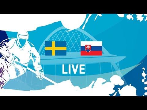 Sweden - Slovakia   Full Game   #IIHFWorlds 2017
