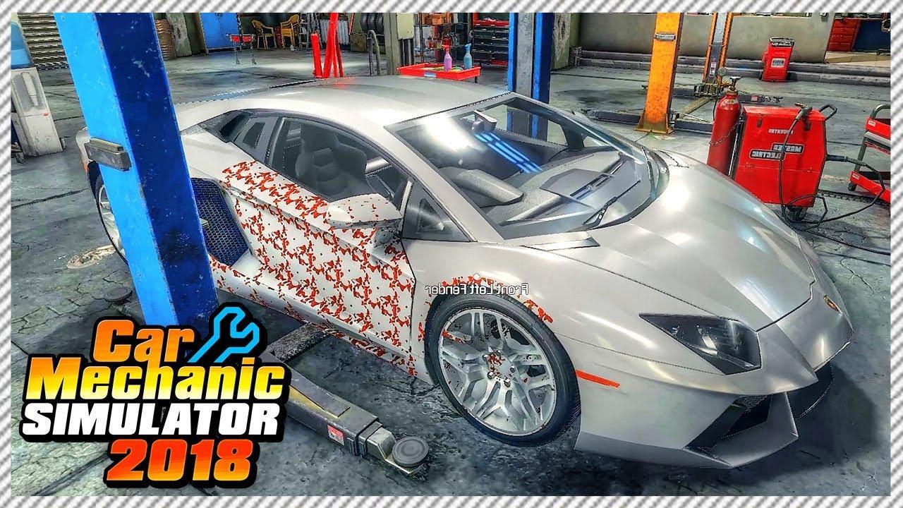 Cheap Car Mechanics Near Me >> Car Mechanic Simulator 2018 Buying Cheap Salvage Lamborghini Ep 12