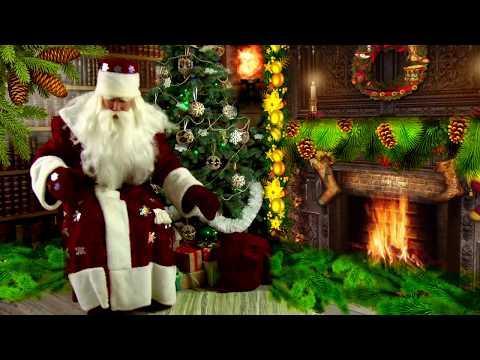 Персональне новорічне Відеопривітання від Діда Мороза 2018-2019