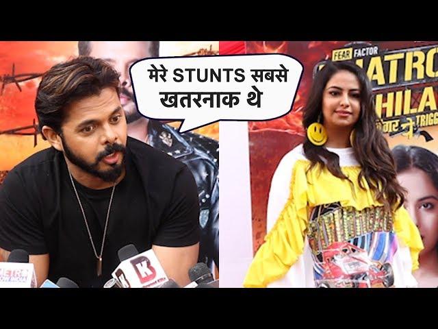 Khatron Ke Khiladi 9: Sreesanth ने ख़तरनाक STUNTS & Avika Gor के साथ दोस्ती पर किया खुलासा