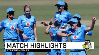 Devine delights as Strikers hold off Stars | Rebel WBBL|05
