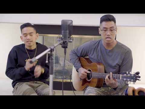 Come Through and Chill by Miguel | JR Aquino Cover Feat. Elmer Abapo