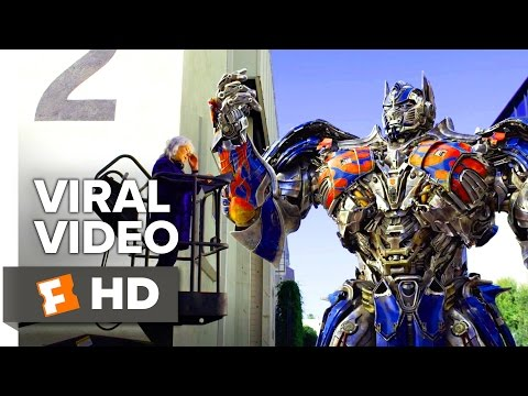 Transformers: The Last Knight Viral Video  Dialogue Coach 2017  Movies Coming Soon