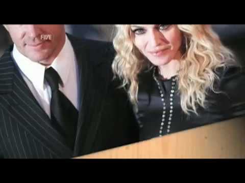 Madonna & Guy: Where Did It All Go Wrong? - Part 1 .