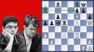The rivalry continues - Carlsen vs Giri | Shamkir Chess 2019