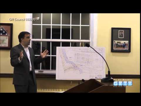 Faber Field turf proposal review - GR Council Sept 22, 2014