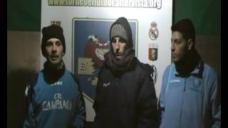 TORNEO EL FùTBOL intervista ai migliori in campo Inter-Udinese