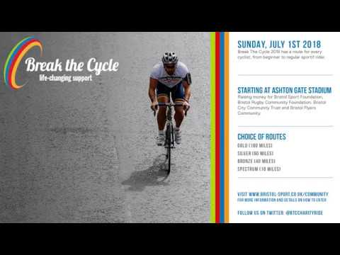 Community: GoPro - Break the Cycle 2018 Silver Route
