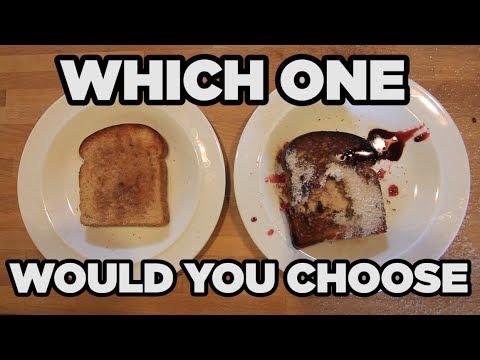 How to Make Cinnamon Toast (two ways)