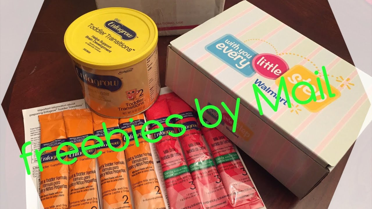 Walmart $5 Baby Unboxing & Review|Free Enfamil Formula By Mail ...