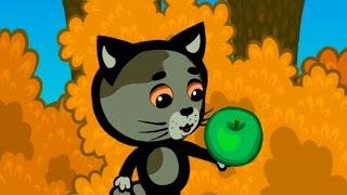 Поём с котятами - Три котенка караоке - Знай цветные правила
