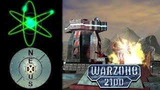 Warzone 2100 - Movie - Team Gamma - Mountains