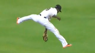 Dee Gordon 2015 Highlights [Miami Marlins]