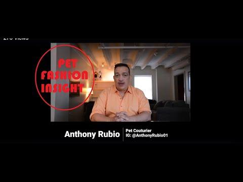 Fashion Insight with Anthony Rubio - Episode Two - Dog Fashion