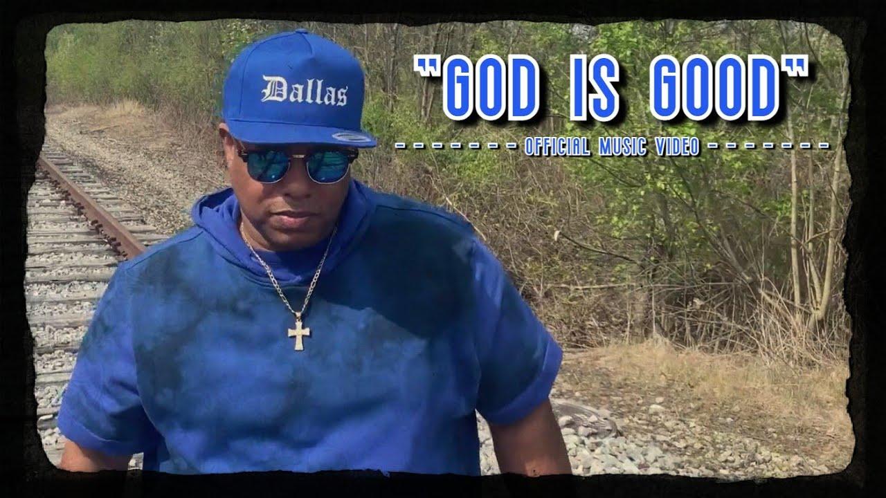 "Christian Rap | Al Casso - ""God Is Good"" feat Justin Ingram | (@ChristianRapz) #ChristianRap #CHH"