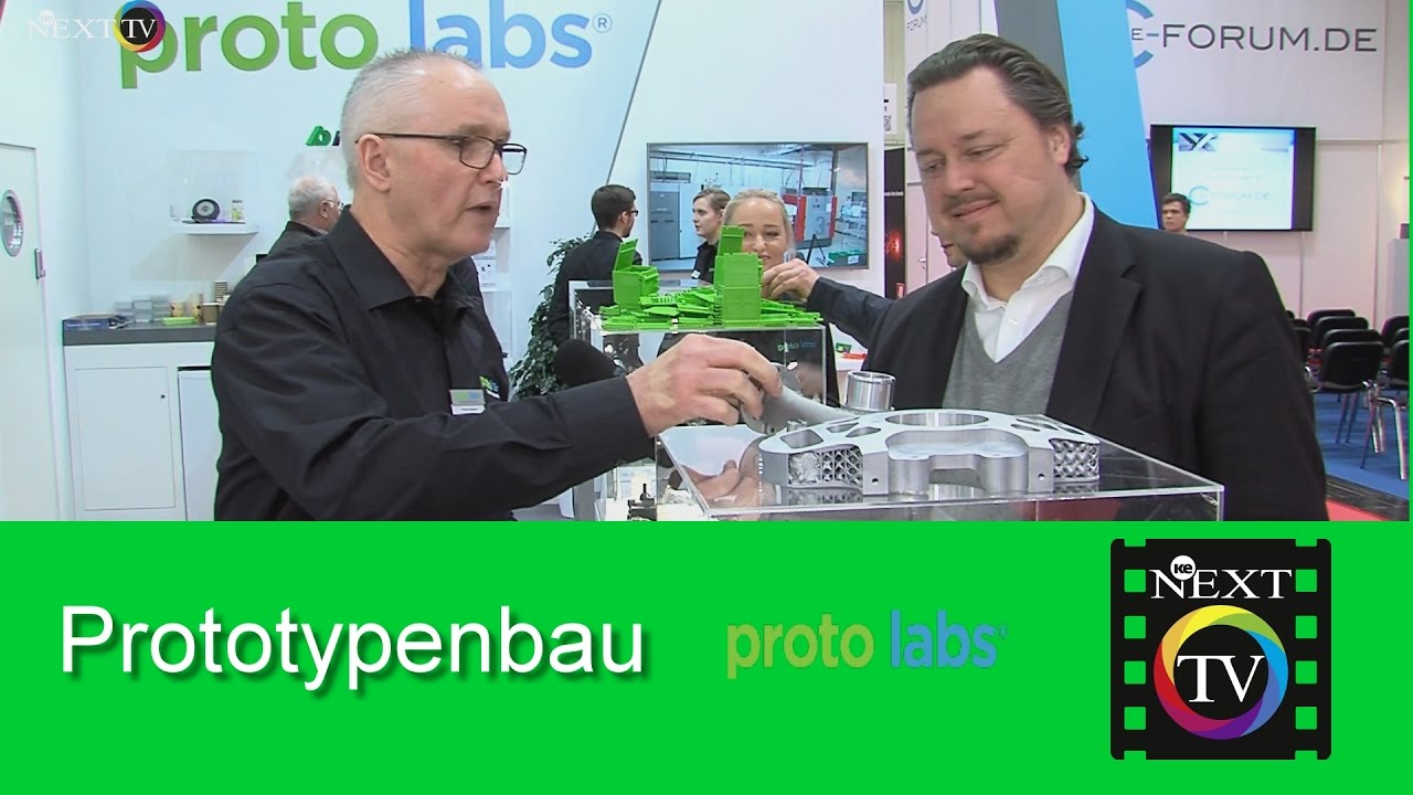 Media Tv Hannover Hannover Messe 2017 Ke Next Tv Bei Protolabs Youtube