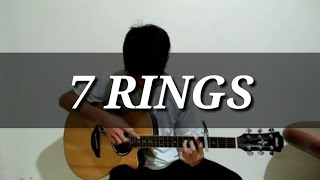 Download 7 Rings -Ariana Grande -Fingerstyle Guitar Cover