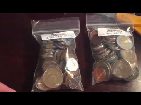 Big foreign coin haul part 1! (Thanksgiving special!)