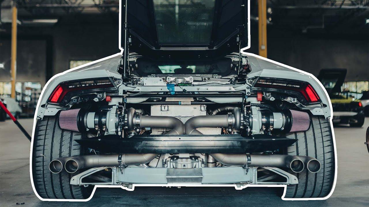 2,200HP Lamborghini's//2 year old destroys $15,000 ECU