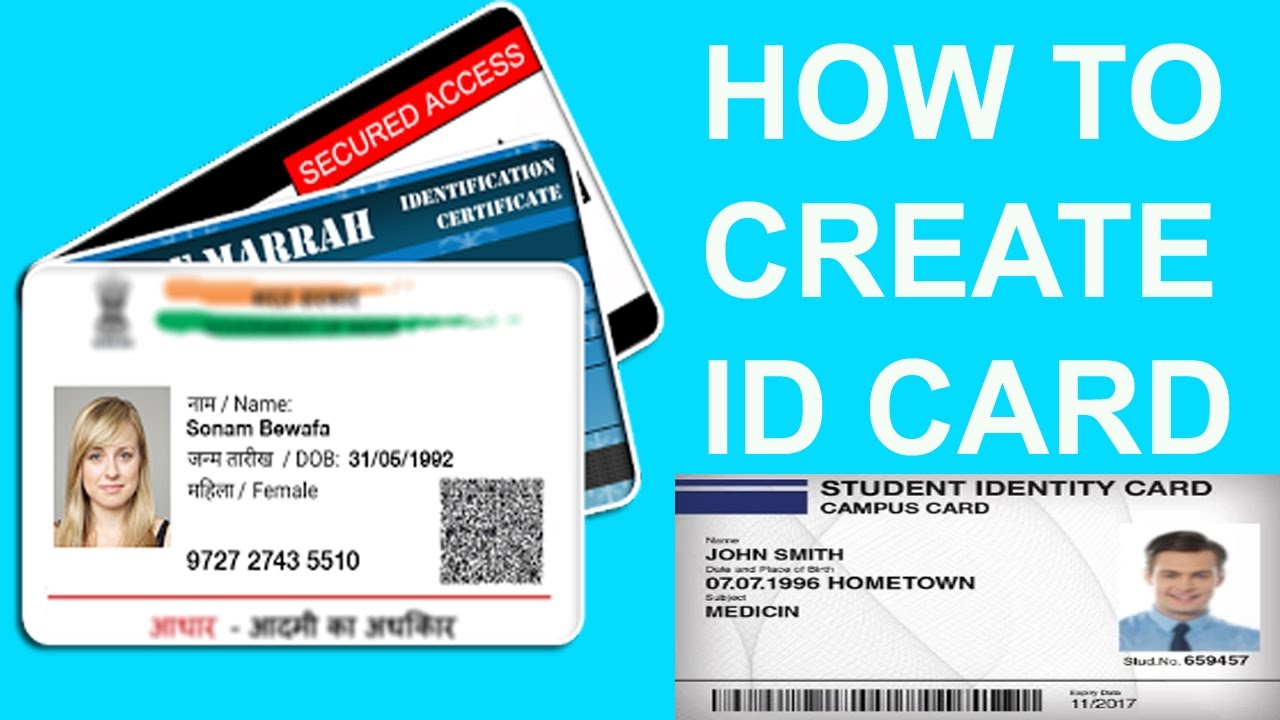 Card How Id Professional Mobile With - Youtube To Android Design Create