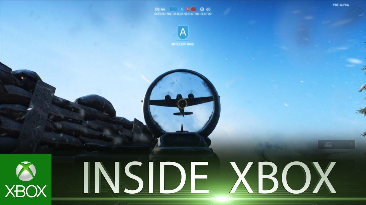 Battlefield V Team talks Operations on Inside Xbox