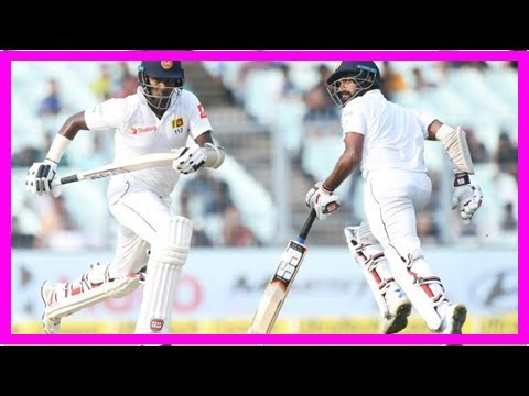 Daily News - Cricket-sri lanka-first innings lead eye for India