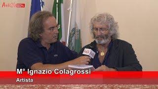 Ignazio Colagrossi - monografia Sentimento e Materia con la scultura Totò ... 'A Livella