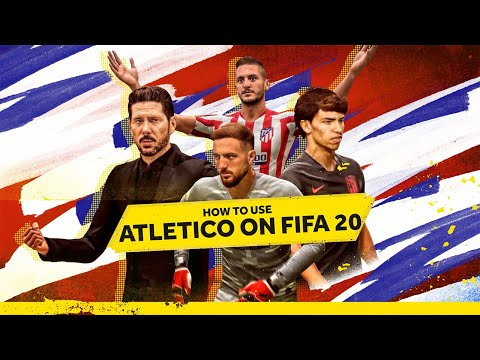 How to Play like Peak Atletico Madrid and Diego Simeone on FIFA