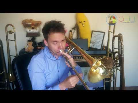 Bossa Nova Music on the Trombone from Brazil - Meditation Antonio Carlos Jobim - Brazilian Trombone