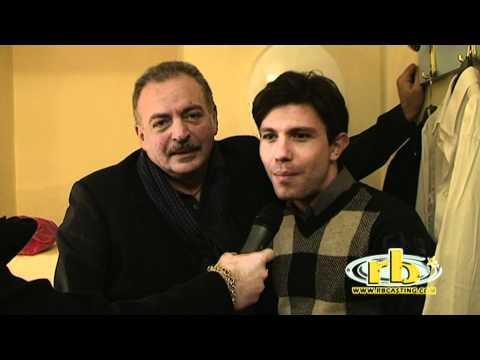 GIANNI PARISI e GIORDANO BASSETTI - intervista - WWW.RBCASTING.COM