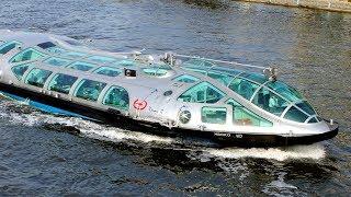 15 Chiếc Thuyền Có Một Không Hai Bạn Phải Xem Mới Biết Là Có Thật