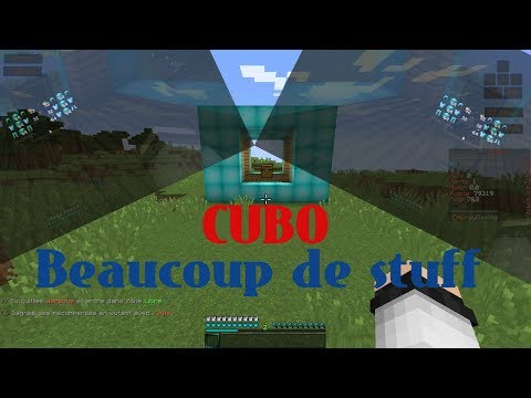 Un cubo avec pleins de stuff ?! I Energy Gaming