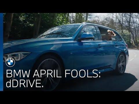 BMW dDrive | April Fools.