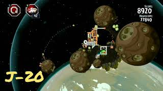 Angry Birds - Star Wars Edition | How To 3 Star Levels 1-30 | Path Of The Jedi | Achievement Xbox 1