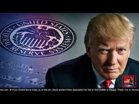 BREAKING: President Donald Trump will Nominate Jarome Powell as Federal Reserve Chairman
