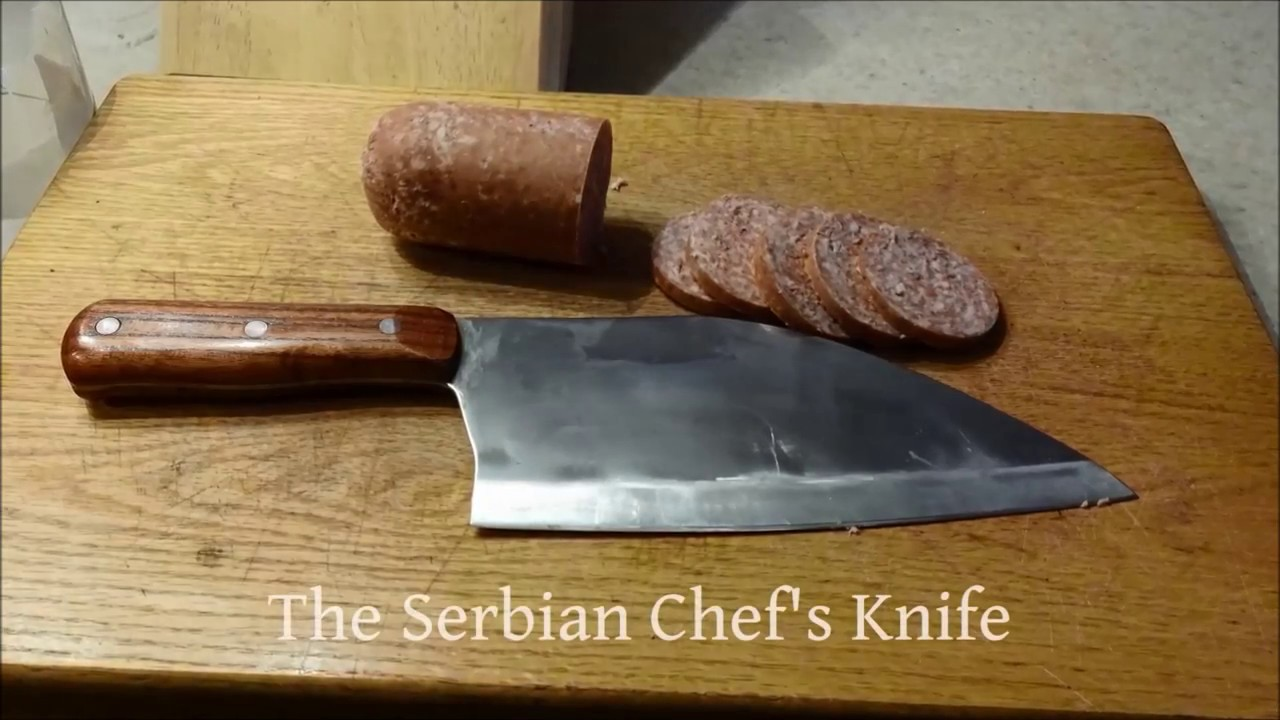 the serbian chef s knife youtube the serbian chef s knife