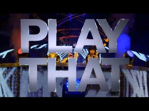 PLAY THAT feat. 登坂広臣, Crystal Kay, CRAZYBOY - PKCZ® (Produced By AFROJACK)