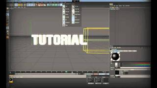 cinema 4d r12 plain effector intro tutorial ritutorials