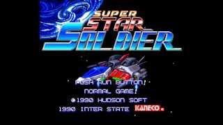 [Arrange]Super Star Soldier - Into the super battle