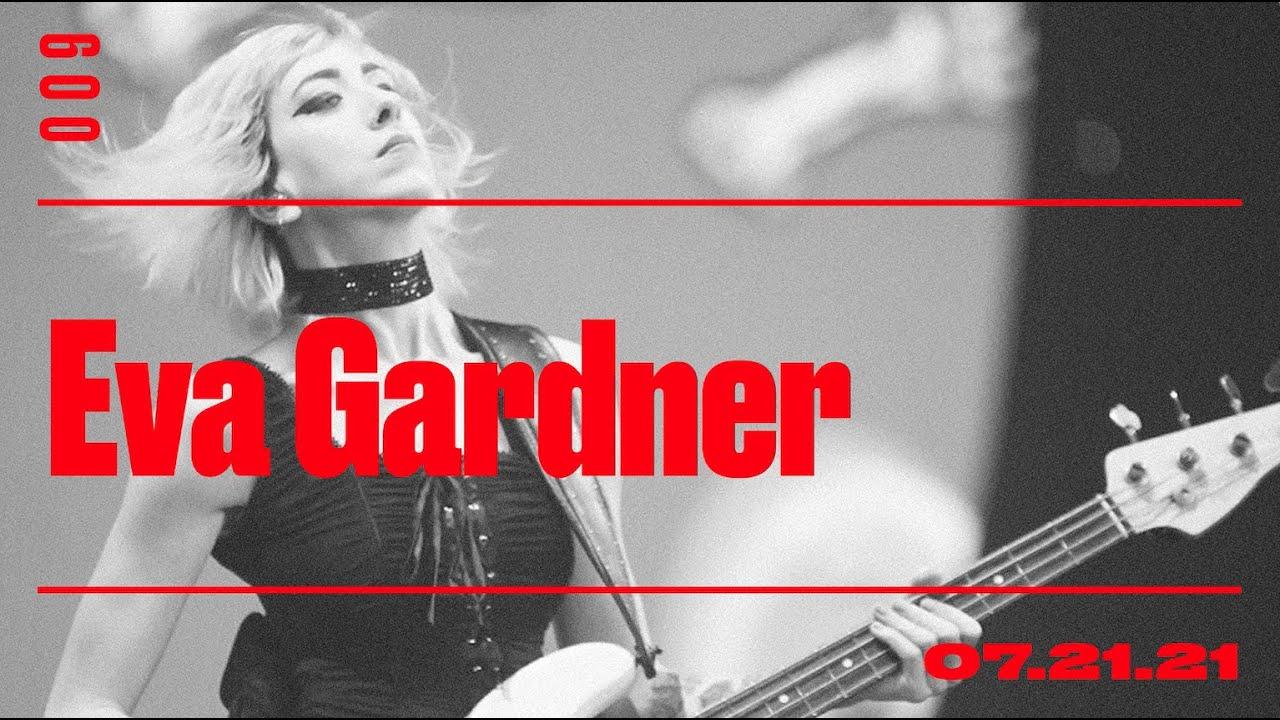 Bass Freq's Podcast   Eva Gardner (Ep 09)