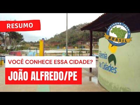 Viajando Todo o Brasil - João Alfredo/PE