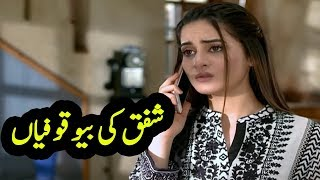 Ghar Titli Ka Par Episode 20 Full Story Review | Aiman Khan | Sanam Chaudhry