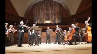 이 비르투오시 이탈리아니 노장들의 바이올린 연주