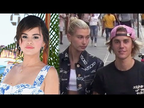 Selena Gomez DOESN'T CARE About Justin Bieber's Engagement