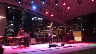 Paranoid City - Burning Polaroids (Live in SG) [Rocking The Region Day 2]