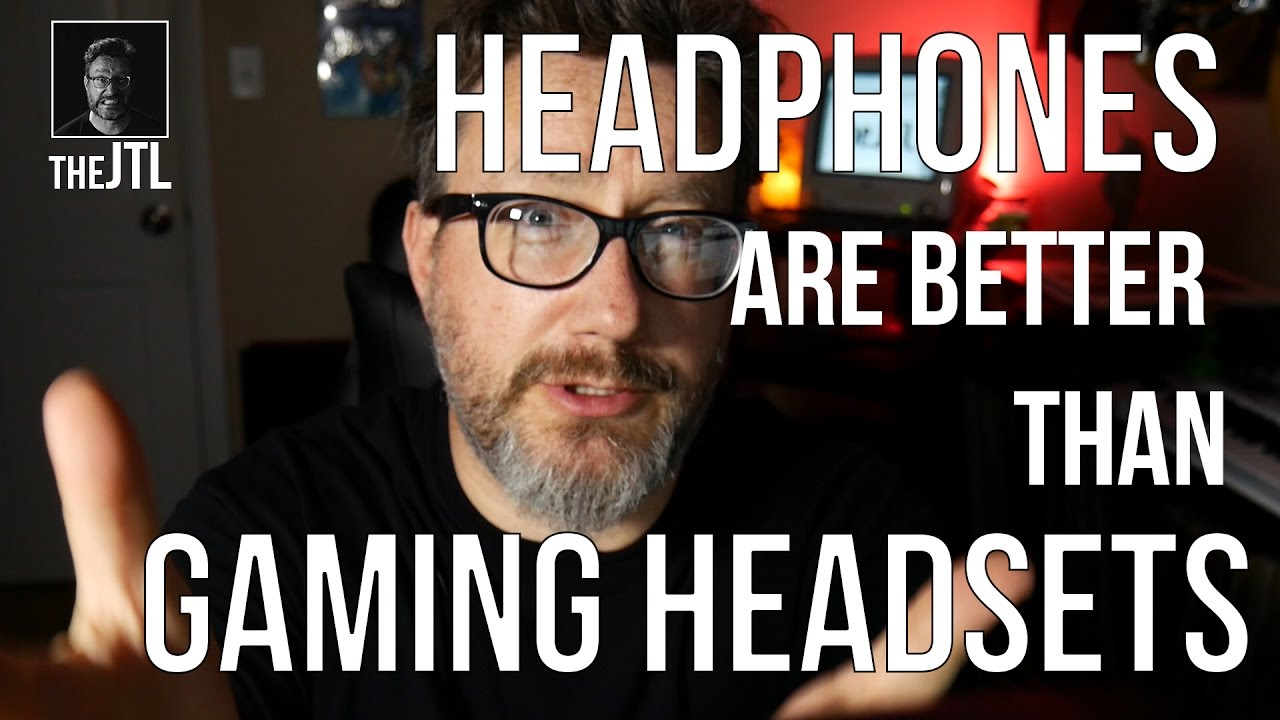 maxresdefault how to make the ultimate gaming headset with \