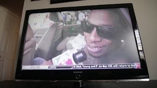 lil b calling out kevin durant on nba tv