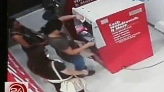Exclusive: Isa pang biktima ng mga babaeng nag-withdraw gamit ang ninakaw na ATM card, lumantad